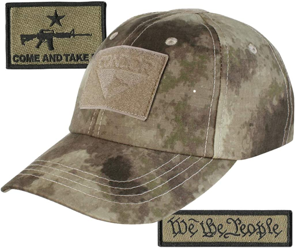 Condor Operator Cap Bundle - AR-15 & We The People Patches