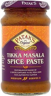 Patak's Tikka Masala, Salsa de curry - 6 de 283 gr. (Total