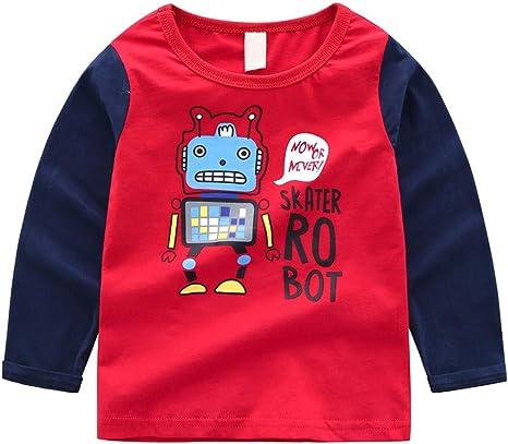 Squarex/® T-shirt /à manches longues pour enfants