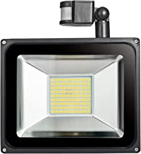 Zhang Asia IP65 Waterdichte 100W Sensor LED Flood Light SMD5730 80LM / W Motion Sensor LED Flood Light Outdoor AC220V Schi...