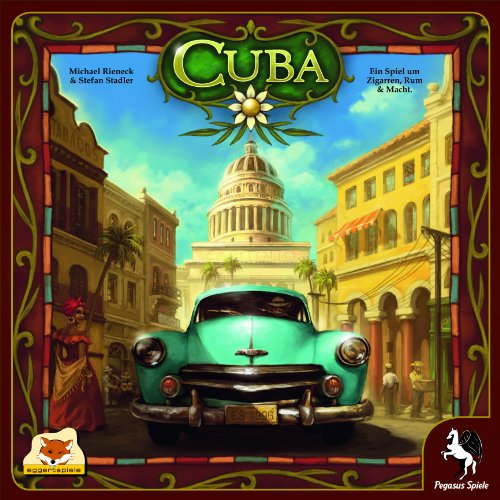Pegasus Spiele 54530G - Cuba