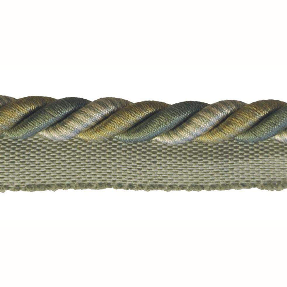 BELAGIO Enterprises BC-1023-33-82 Cord with Lip Turquoise