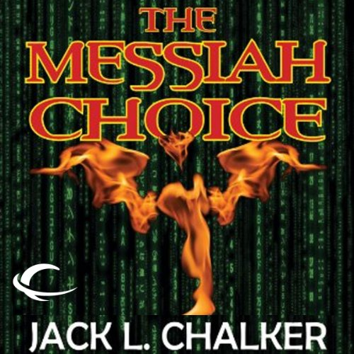 The Messiah Choice audiobook cover art
