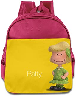 The Peanuts Movie Patty Toddler School Bag