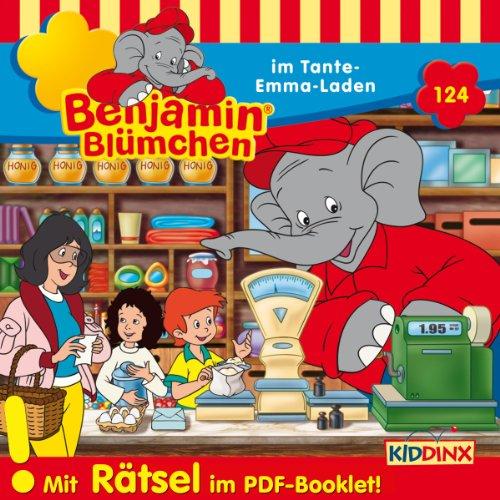 Benjamin Blümchen im Tante-Emma-Laden Titelbild