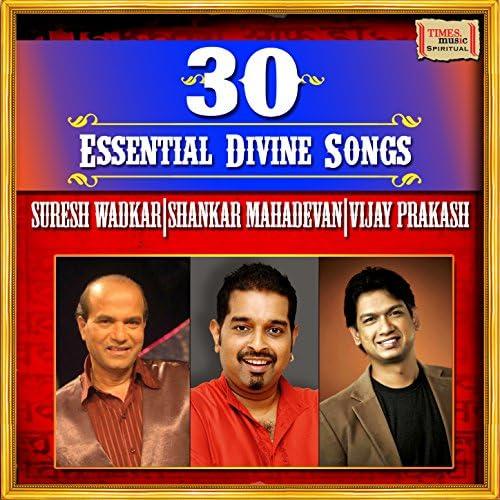 Suresh Wadkar, Shankar Mahadevan & Vijay Prakash