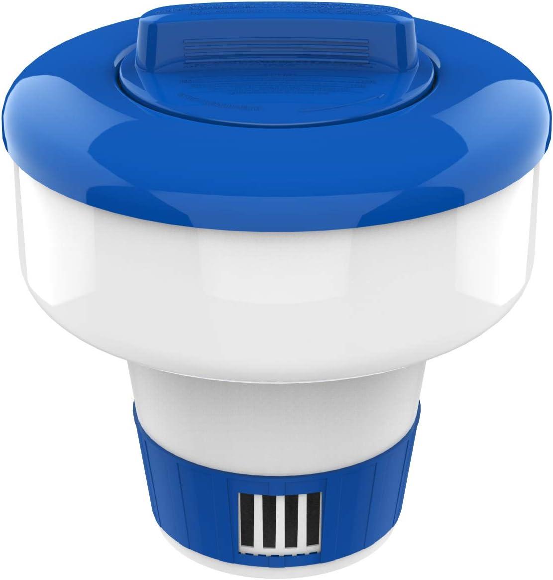Housolution Award 7-inch Floating Chlorine Large Dispenser Cheap Capacity-F