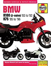 Haynes Repair Manuals M1373 for BMW K100 and K75