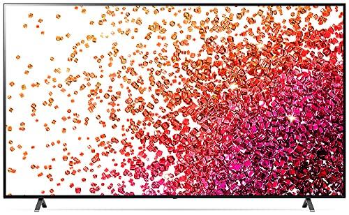 Abbildung LG 86NANO759PA TV 217 cm (86 Zoll) NanoCell Fernseher (4K Cinema HDR, 120 Hz, Smart TV) [Modelljahr 2021]