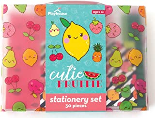 Paper House SSET-7002E Stationery Set Cute Fruitie