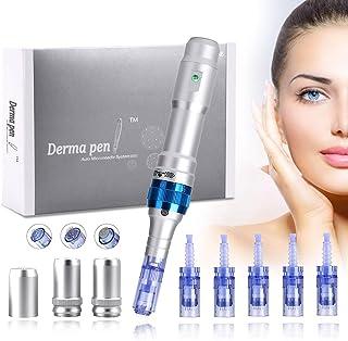Dr.pen A6 Ultima con certificado CE Mysweety Derma Roller Pen Stamp System para el tratamiento de la pérdida de cabello ...