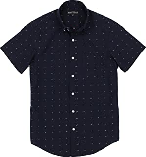 J. Crew Men's Slim Fit Short Sleeved Shirt, Multiple Colors and Sizes