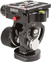 Sirui Aluminium Tilt Head L-10 for Monopods including Quick Release Plate