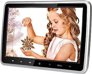 comprar comparacion MiCarBa reproductor de DVD para el coche 10.1 Pulgadas Reposacabezas Reproductor de DVD Monitor de asiento trasero en el s...