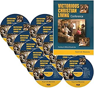 Victorious Christian Living Conference DVD Set & Manual