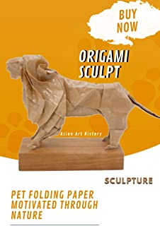 Origami: Pet Folding Paper Motivated Through Nature (English Edition)