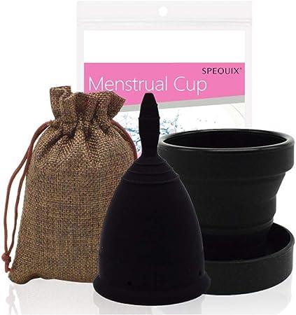 ZTBXQ Salud Cuidado íntimo Personal Copa Menstrual Set de ...