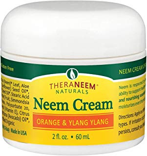 TheraNeem Cream - Orange/Ylang Organix South 2 oz Cream