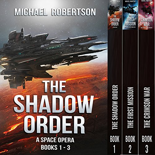 The Shadow Order, Books 1-3 Titelbild