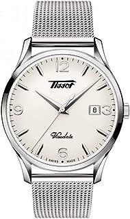 Tissot Men's Heritage Visodate - T1184101127700 Silver One Size
