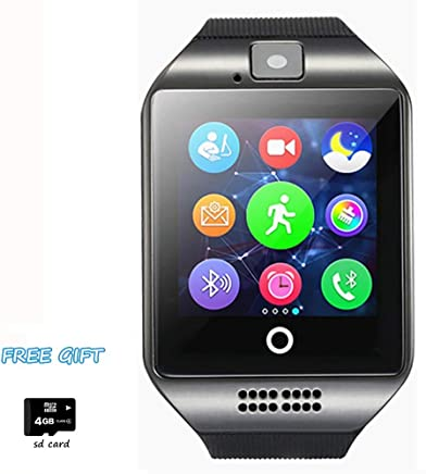 Smart Watch Phone, Smartwatch with Pedometer TF SIM Card...