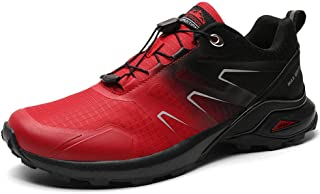 Outdoor Walking Sports Shoes, Men's Hiking Trekking Shoes, Lightweight and Breathable, Suitable for Cross-country Training...