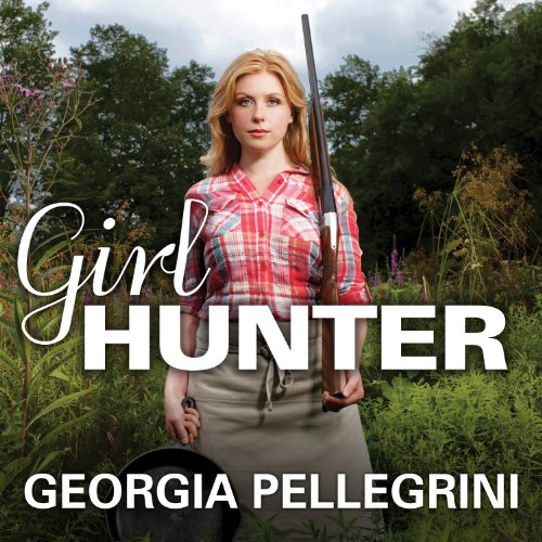 Girl Hunter audiobook cover art