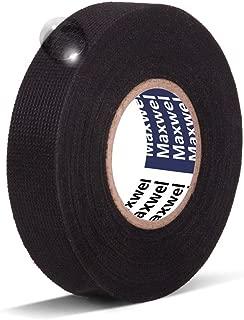 Junipel Loom PET Fleece Noise Damping Wire Harness Cloth Electrical Tape 3 rolls