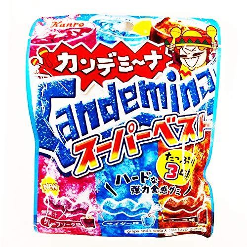 カンデミーナグミ スーパーベスト 6袋