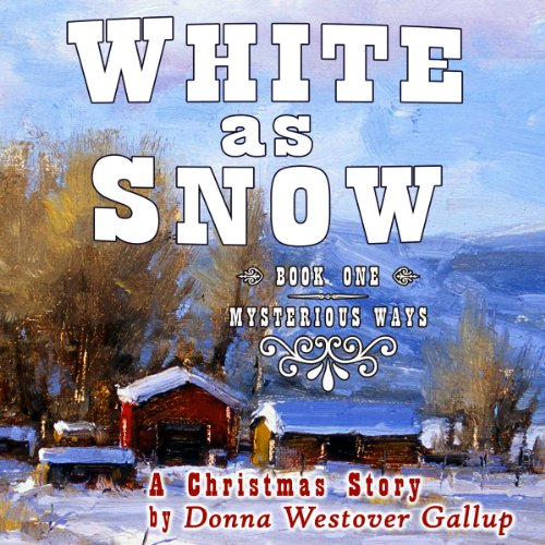 White As Snow audiobook cover art