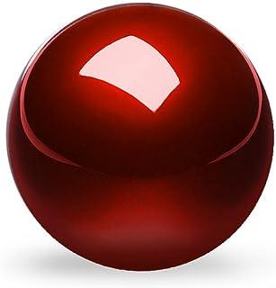 ぺリックス 55 mm トラックボール 光沢仕上げ 艶出し加工 他社55mmトラックボールマウスと互換性あり【正規保証品】 PERIPRO-304 レッド