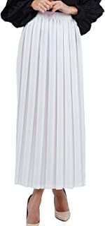 Alita Pleat - Sadie A-Line Skirt For Girls With Box Pleats Woman Skirt