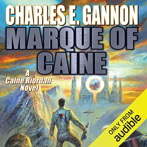 Marque of Caine audiobook cover art
