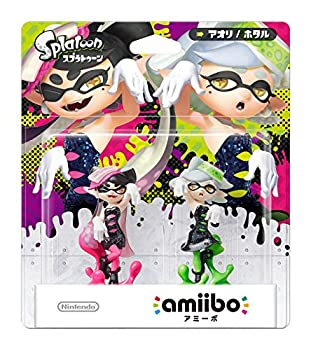 amllbo [aori/fire Fly]  Splatoon series  Nintendo WiiU/ 3DS