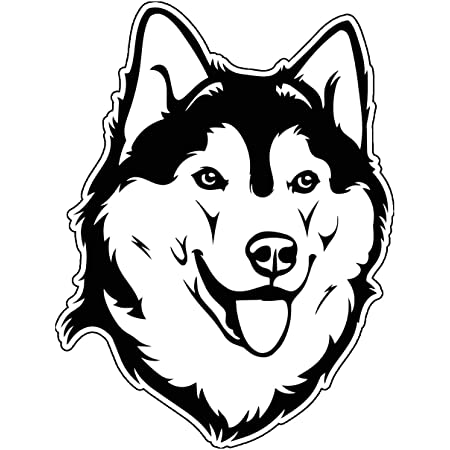 My Siberian Husky Sat on Your Stick Family Vinyl Decal Sticker for Car Wall Mugs