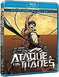 Ataque A Los Titanes - Volumen 1, Edición Combo [Blu-ray]