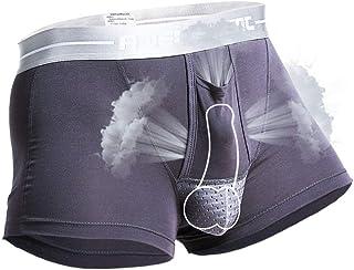Underwear for Men,Men's Breathe Underwear Bullet Separation Scrotum Physiological Underpants