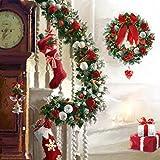 Biglietto di Natale musicale con orologio nonno aperto e ascolta 15-20 secondi di It Came Upon a Midnight Clear