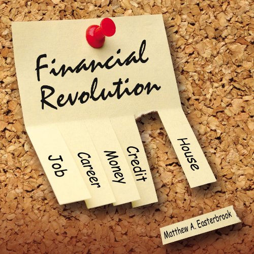 Financial Revolution audiobook cover art