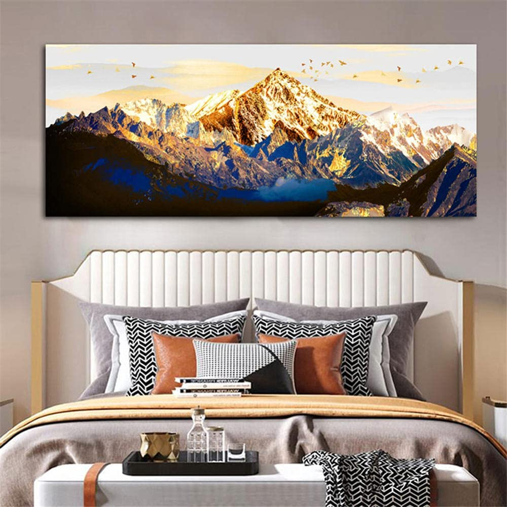 Diamond Max 89% OFF Painting Mountains Direct stock discount Scenery Large Fu Kit