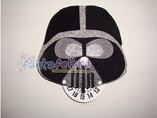 Disco orario con Darth Vader - star wars guerre stellari gadget