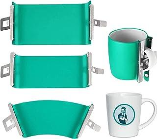 Juego de Envoltorios Silicona Sublimación Envoltura Profesional para Taza 3D Abrazadera Imprimir Tazas Creativas Color Ver...