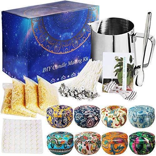 SaiXuan Kit per realizzare candele, Fabbricazione Candele Kit