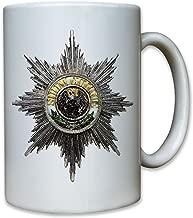 Black eagle Gardestern suum cuique Prussia Friedrich the Great Order award - Coffee Cup Mug