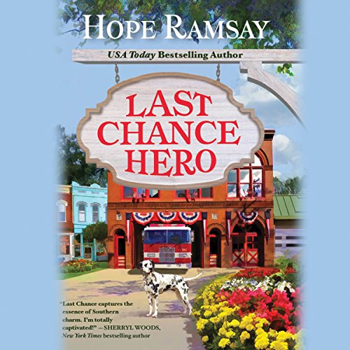 Last Chance Hero cover art