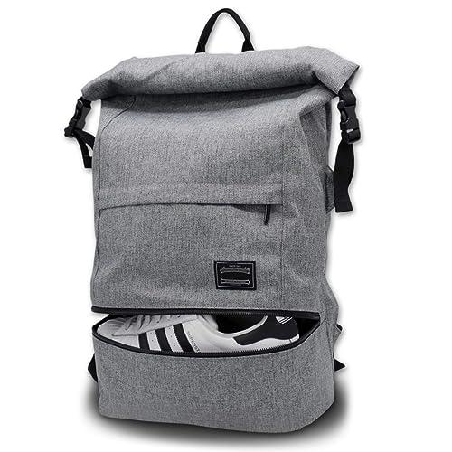 Roll Top Backpack  Amazon.co.uk 200040af86fda