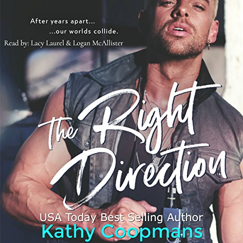 The Right Direction audiobook cover art