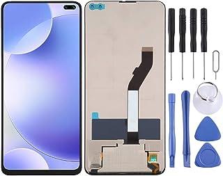携帯電話交換用液晶ディスプレイ for Xiaomi Redmi K30 4G / REDMI K30 5G / K30I 5G / POCO X2のためのLCDスクリーンとデジタイザ全体の組み立て