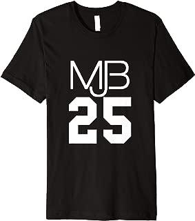 Mary J. Blige Official MJB 25 Year Premium T-Shirt