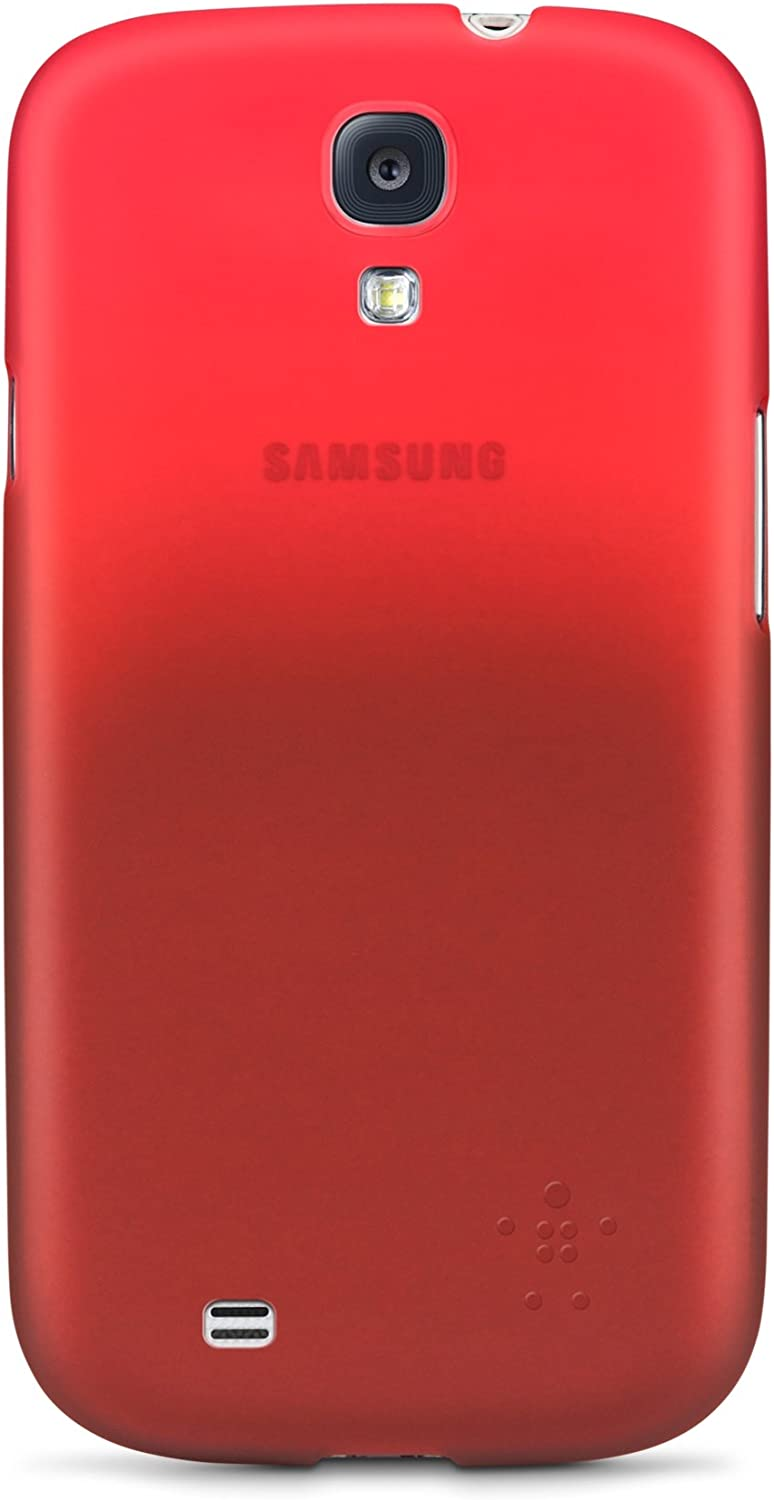 Belkin Micra Glam Poly Carbonate S4 Case Samsung All Max 85% OFF stores are sold for Translucent